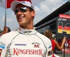 Sutil 'still believes' in 2013 F1 return