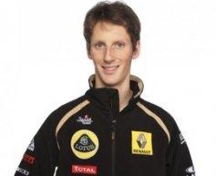 Grosjean confirmed at Lotus Renault GP