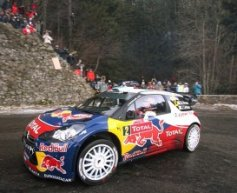 Loeb continues to dominate in Monte Carlo