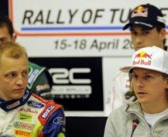 Hirvonen: Raikkonen could have won in WRC