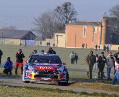 Loeb leads after Latvala rolls