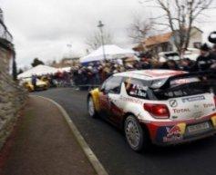 Loeb still ahead in Monte Carlo