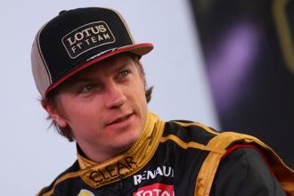 Lotus report: Raikkonen's pre-test with the E20