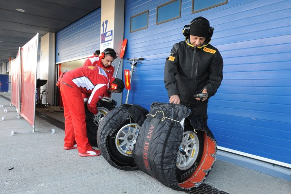 Pirelli tyres complete 14,949 km in 4 days of testing