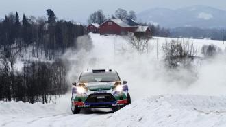 Latvala edges towards Sweden win