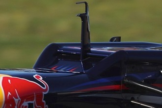 Doubts remain about Red Bull cooling inlet