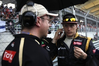 Slade: Raikkonen back at the top of his game