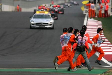 Korea among least-popular races on F1 calendar