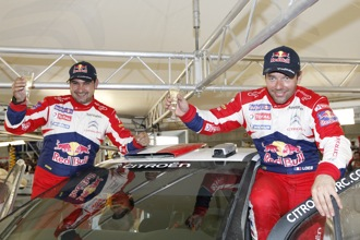 Loeb wins in Mexico