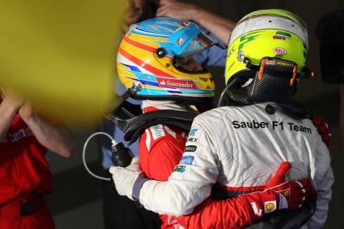 Perez rules out Ferrari switch in 2012