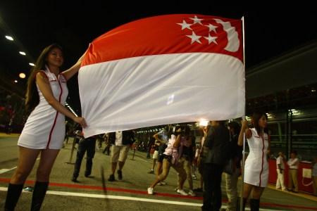Singapore key to F1's future