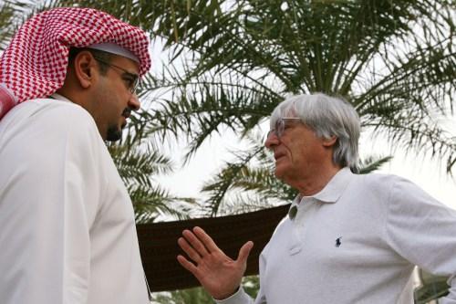 Ecclestone: Bahrain boycott would breach teams' contracts