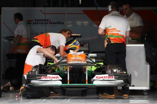 Force India could skip second practice in Bahrain