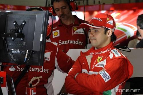 Horner: 'I wouldn't have kept Massa'