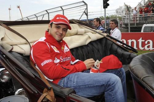Ferrari defends Massa decision