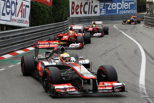 McLaren's Street Struggle