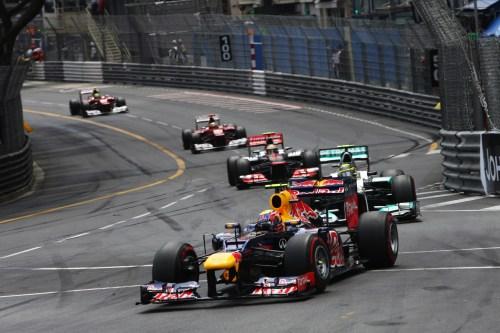 Mark Webber makes F1 history with victory at Monaco