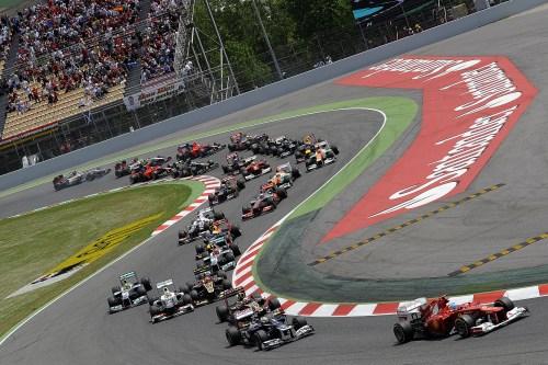 2013 F1 budget cap possible