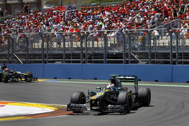Young driver for final Caterham seat?