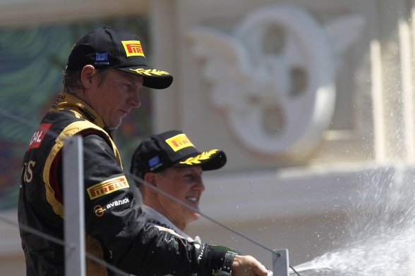 Raikkonen: Now I've had some good results, I want more