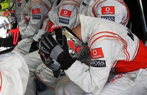 Whitmarsh: Hamilton should have avoided Maldonado crash