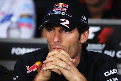 Webber angry at 'illegal' Bull barb