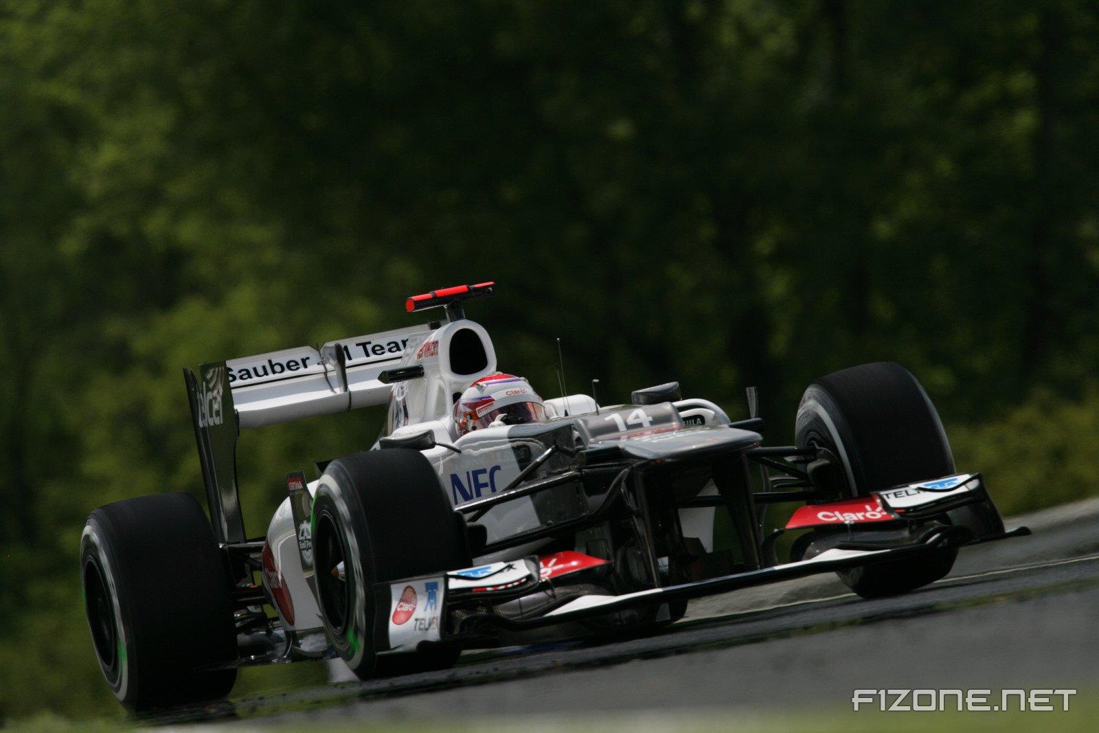 Kobayashi targets maiden podium