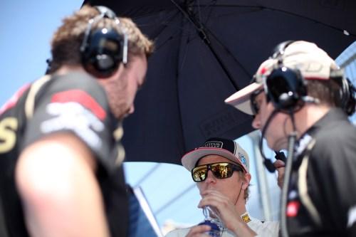 Lotus confident Raikkonen to stay