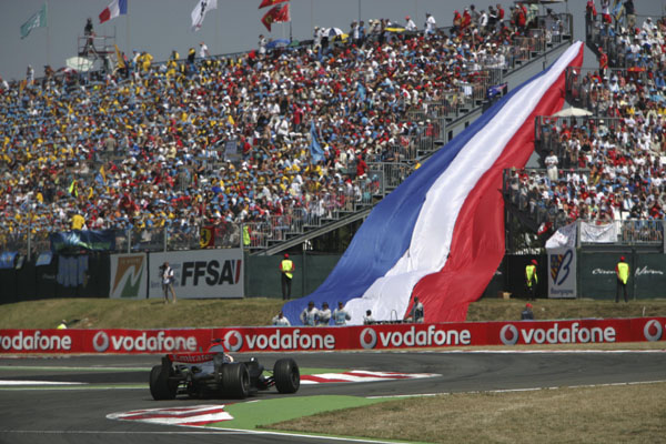 Magny Cours still in running for 2013 French GP