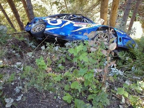 Kubica unhurt in Italian rally crash