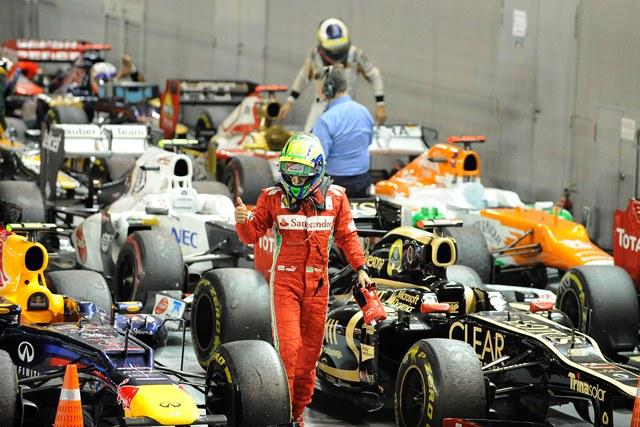 Ferrari set to announce Massa for 2013