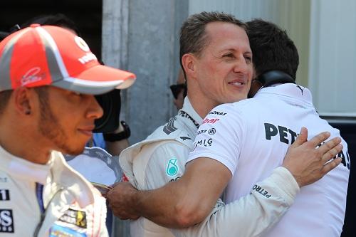 Mercedes offers Schumacher new non-racing job