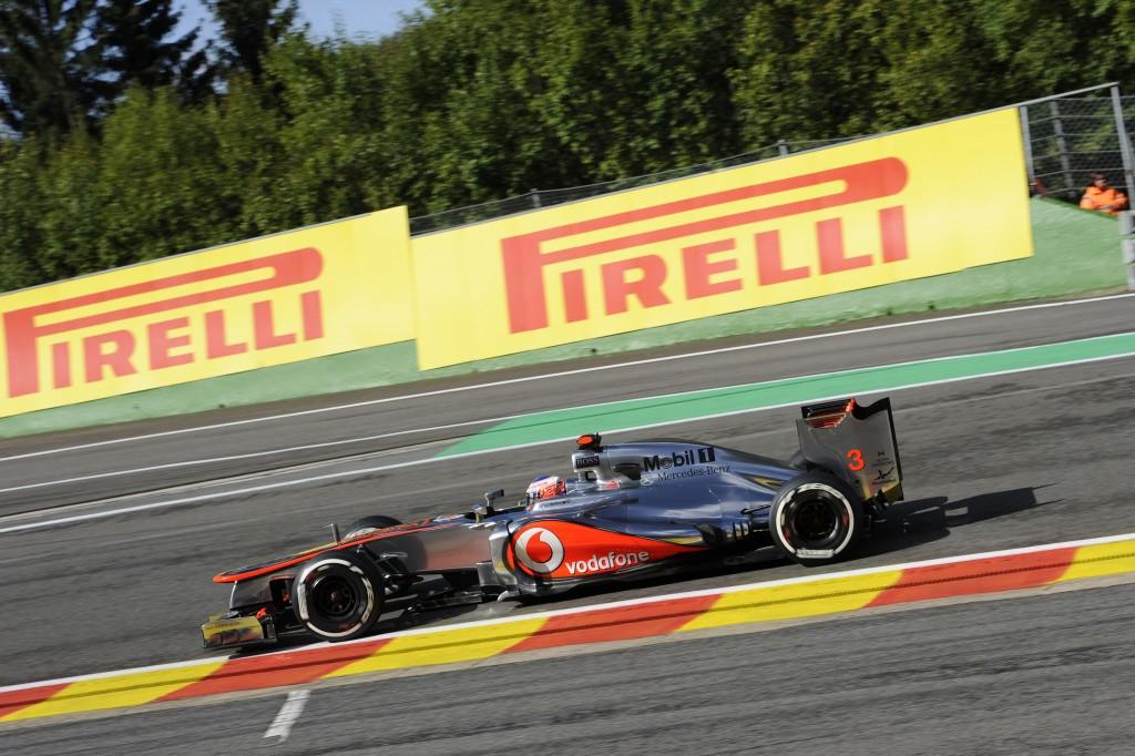 Paul Hembery on Pirelli in F1