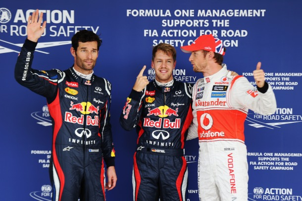 Japanese Grand Prix post-qualifying press conference