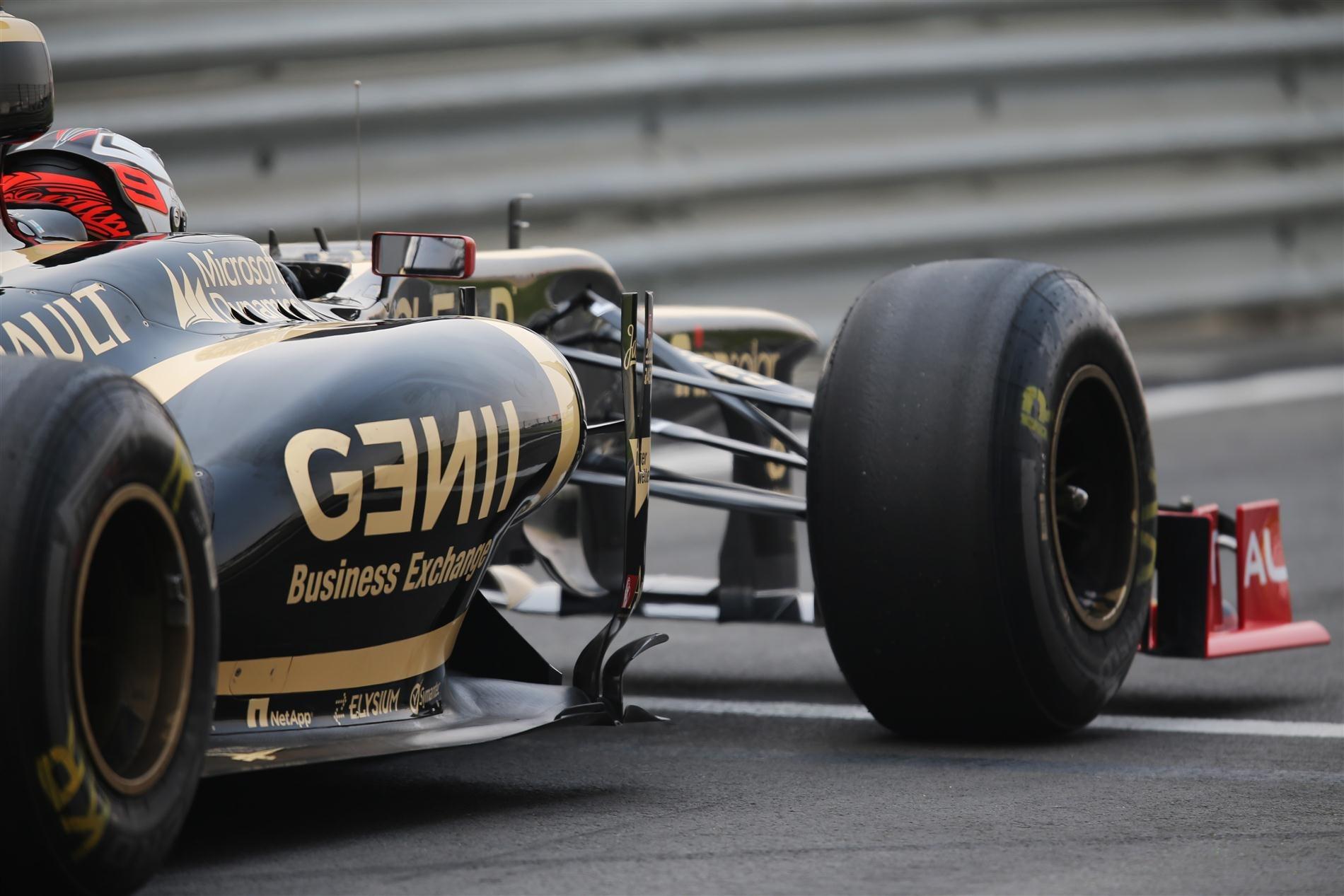 Raikkonen admits Lotus budget held team back