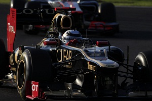 Lotus sidelines 'double DRS' for now