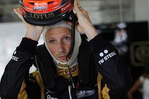 Lotus yet to take Grosjean 'decision' for 2013
