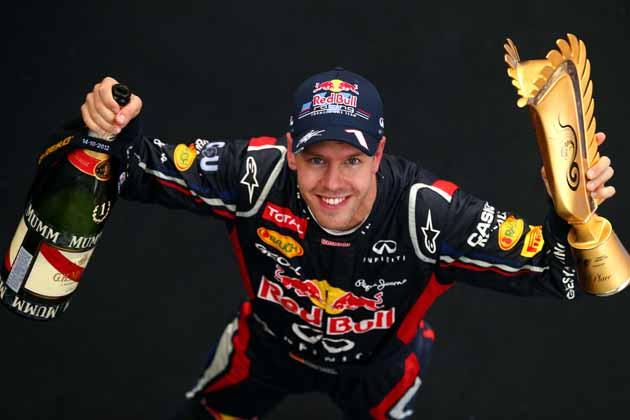 Vettel 'can't imagine' leaving Red Bull yet
