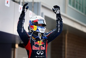 How Sebastian Vettel can win the title in the USA