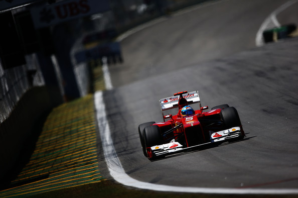 Eighth place in qualifying no surprise for Alonso