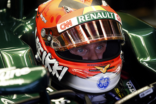 Kovalainen could replace Grosjean at Lotus