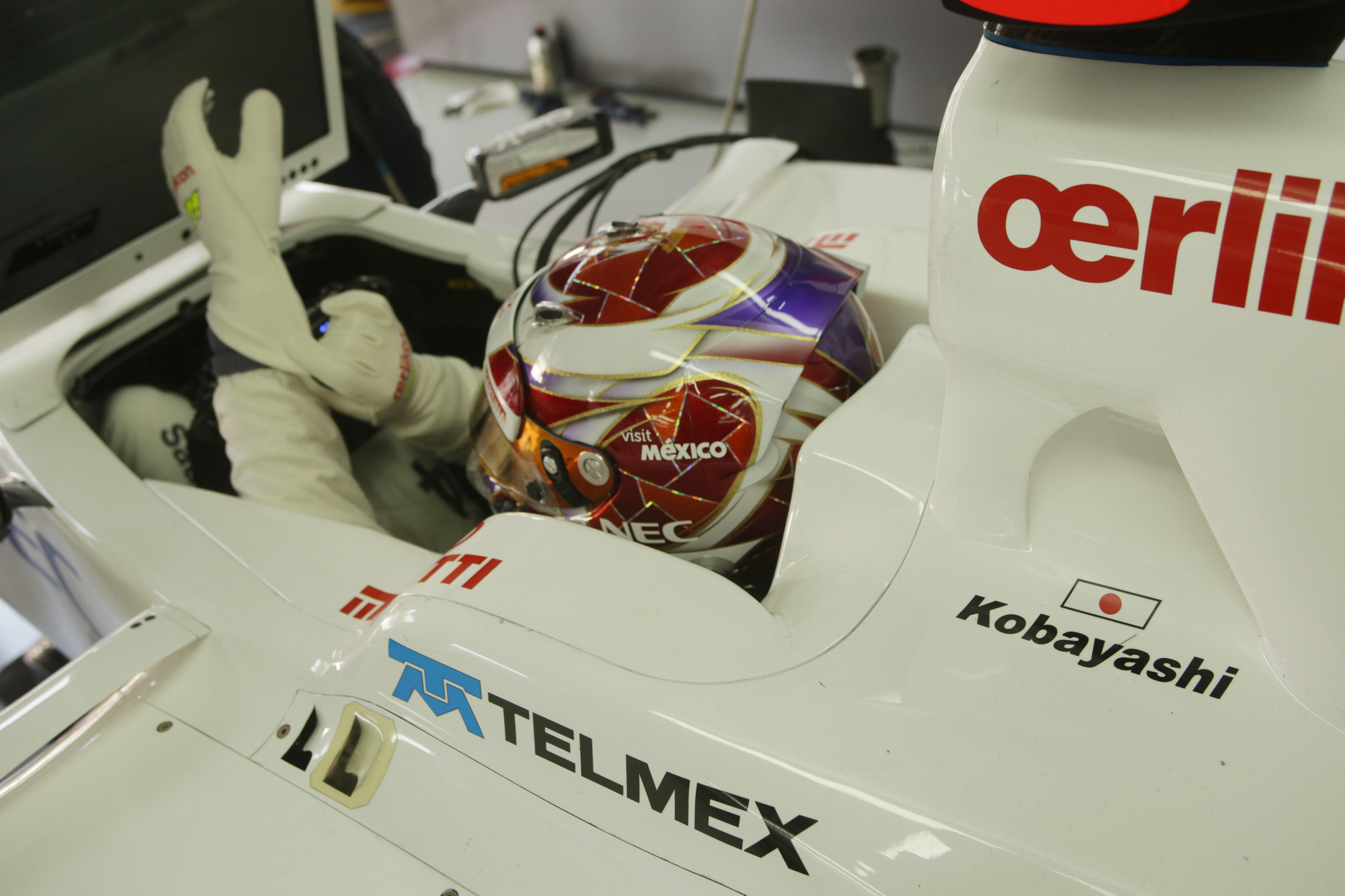 Kobayashi thanks Sauber after last race