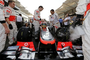 Pressure on McLaren to up game for 2013