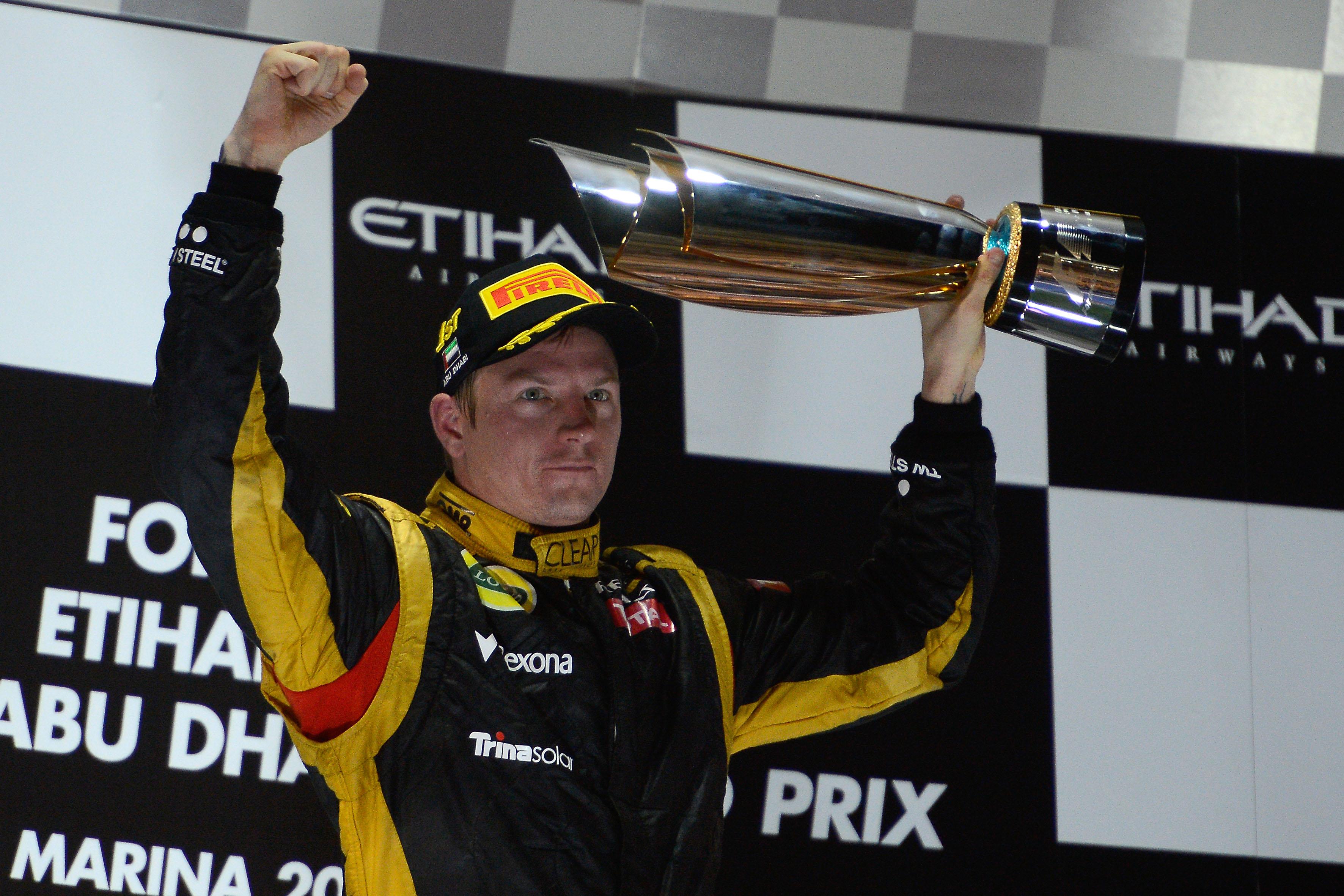 Raikkonen to complete comeback with perfect record