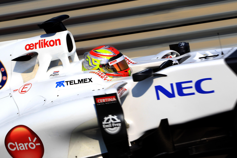 Sauber C32 passes mandatory crash tests ahead of 2013 season