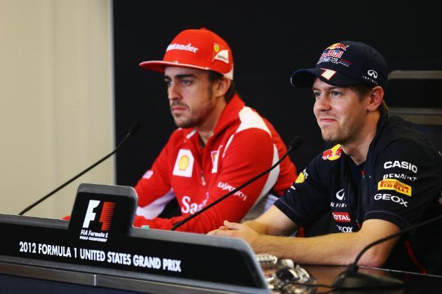Vettel hits back over Abu Dhabi swearing