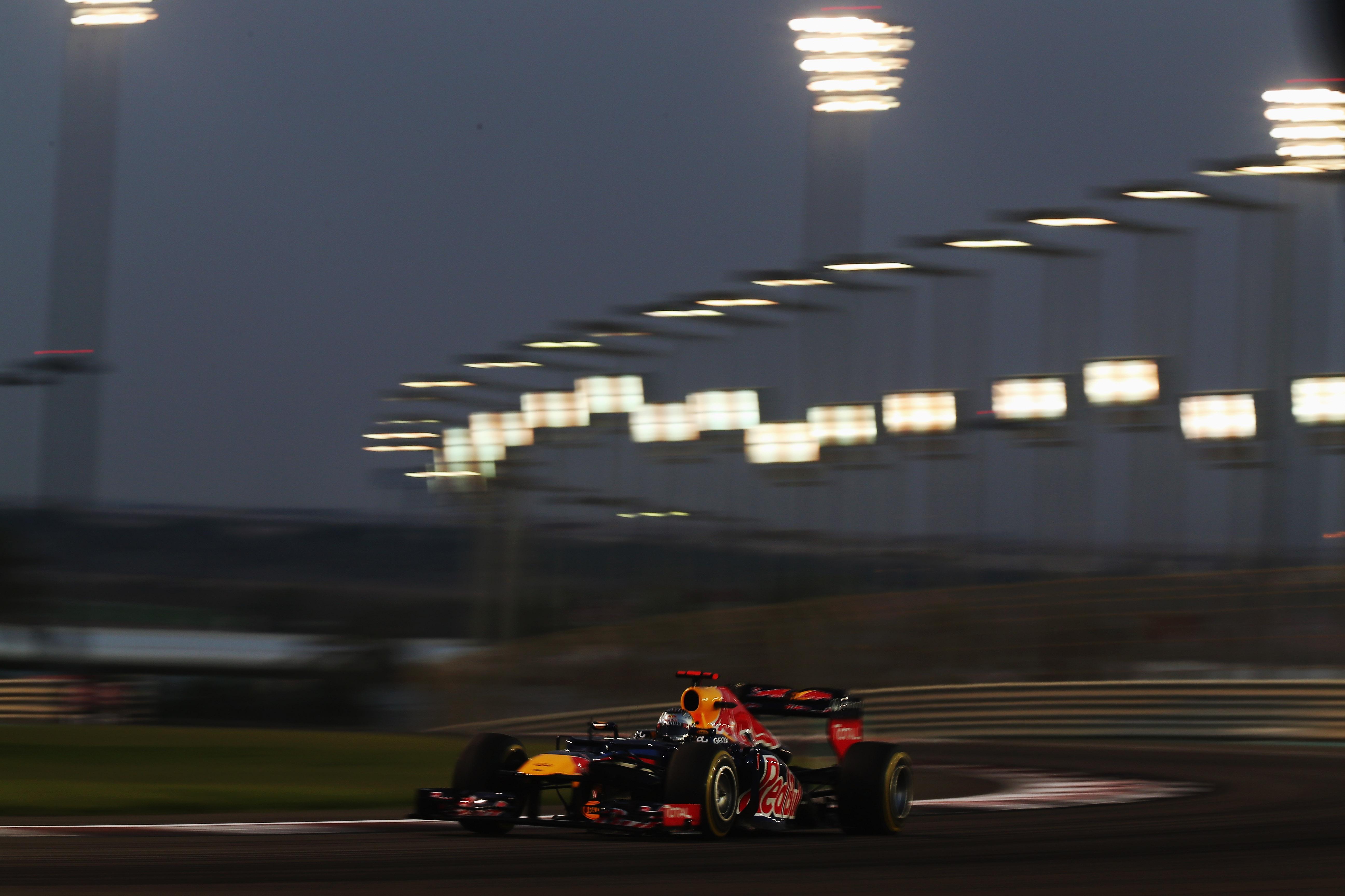 Abu Dhabi wants F1 winter testing
