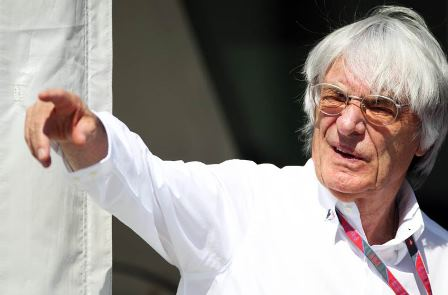 Ecclestone expects Red Bull and Ferrari fight in 2013