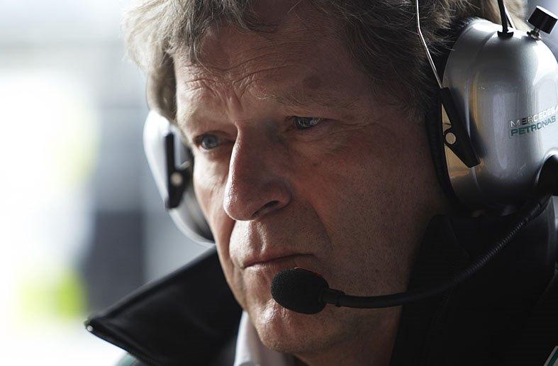 Haug admits Mercedes defeats led to F1 departure