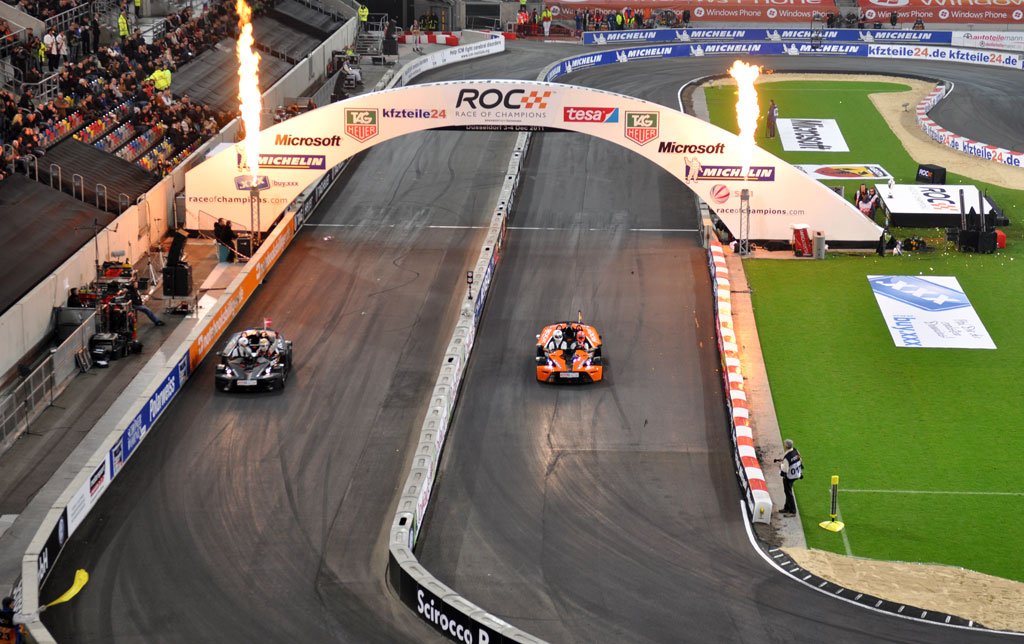 Michael Schumacher looking to have fun at Race of Champions